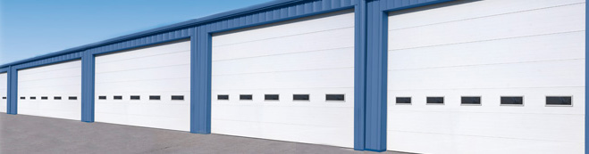Commercial - Industrial Doors, Dock, Operators and Accessories. Service Installation & Repair.